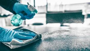 CDC: Tak Perlu Terlalu Sering Disinfeksi Permukaan