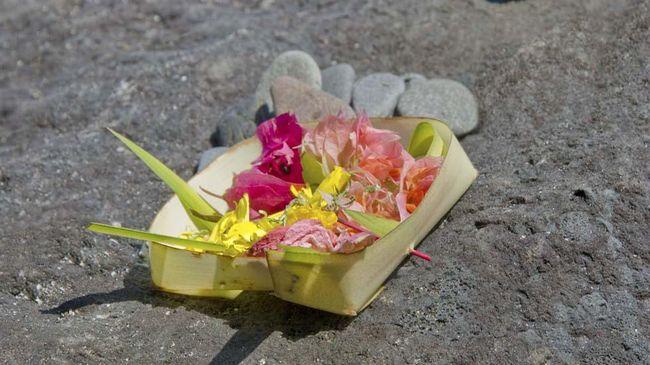 Mengenal Sesajen di Bali yang Sering Dikaitkan Mitos Mistis