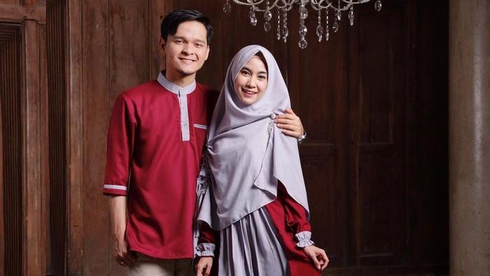 Inspirasi Outfit Couple ala Anisa Rahma, Bisa Dipakai Bareng Pasangan!