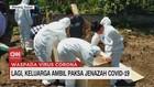VIDEO: Keluarga Ambil Paksa Jenazah Covid-19 di Pinrang
