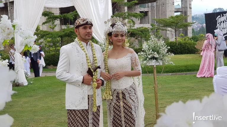 Mahar Mewah Pernikahan Jenita Janet dan Danu Sofwan