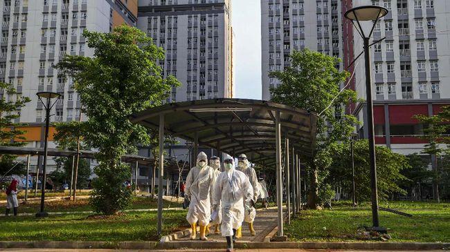 Pemprov DKI Jakarta menerima sebanyak 120.040 dosis vaksin Sinovac yang diperuntukkan untuk 60 ribu nakes di tahap pertama vaksinasi.