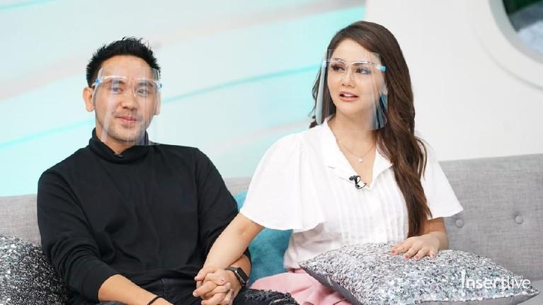 Resmi Menikah, Jenita Janet Cerita tentang Malam Pertama