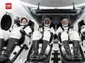 VIDEO: NASA dan SpaceX Siapkan Peluncuran 4 Astronaut Sabtu