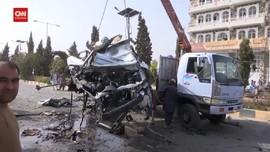 VIDEO: 1 Wartawan Tewas Akibat Ledakan Bom di Mobilnya