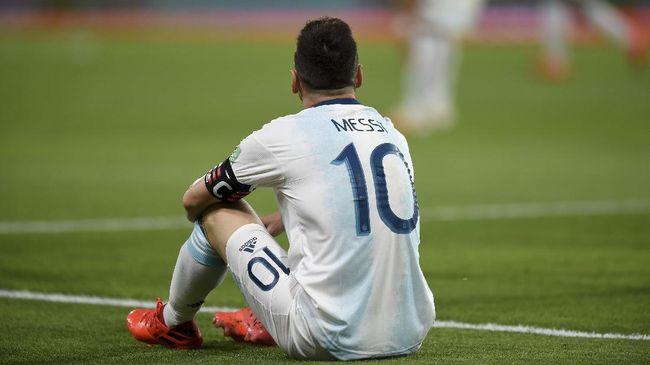 Messi Dilaporkan Lebih Minat Pergi ke PSG Dibanding Man City