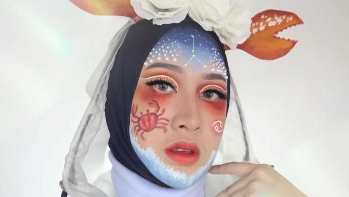 8 Inspirasi Makeup Karakter dari Beauty Influencer Yulia Firstian