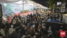 Saksi Kemenkes dan DKI:Tak Ada Klaster Petamburan Rizieq