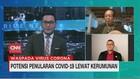 VIDEO: Potensi Penularan Covid-19 Lewat Kerumunan