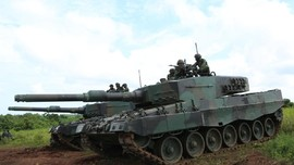 Kronologi Tank TNI sedang Latihan Disangka Adang Pemudik