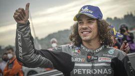 FOTO: Kualifikasi MotoGP Valencia 2020 Penuh Aksi