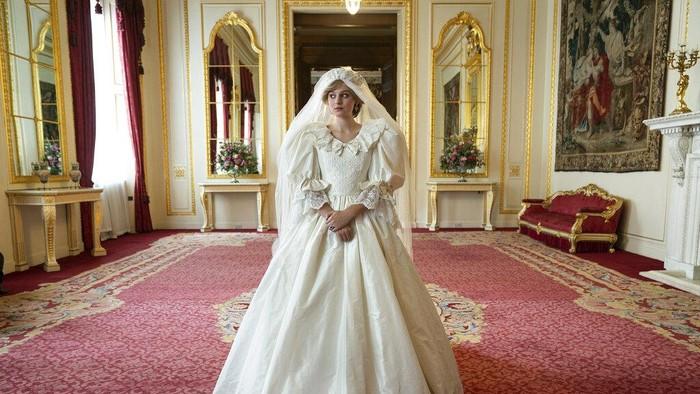 Tampilan Para Aktris Saat Memerankan Putri Diana di Film, Siapa yang Paling Mirip?