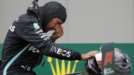 Lewis Hamilton Kini Setara dengan Schumacher