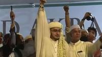 <p>Sekali lagi, selamat untuk pernikahan Irfan dan Najwa Shihab. (Foto: Screenshoot YouTube FRONT TV) </p>