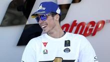 MotoGP Portugal: Joan Mir Kesal karena Rossi Belum Pensiun