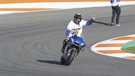Mir Cuek Jadi Juara Dunia MotoGP 2020 Tanpa Marquez