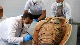 Daftar Lengkap Mumi Firaun yang Berparade di Kairo