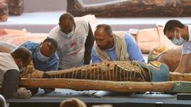 Parade Mumi Firaun ke Museum Baru di Kairo