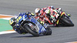 Hasil MotoGP Valencia: Mir Juara Dunia, Morbidelli Menang