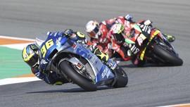 MotoGP Qatar 2021: Dua Rudal Ducati Gagalkan Mir ke Podium