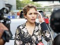 Nikita Mirzani Datangi Polres Jaksel soal Tuduhan Cepu Polisi