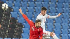 Hasil UEFA Nations League: Spanyol Nyaris Dibekuk Swiss