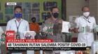 VIDEO: 48 Tahanan Rutan Salemba Positif Covid-19