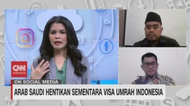 VIDEO: Arab Saudi Hentikan Sementara Visa Umrah Indonesia