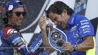 MotoGP: Resmi Tinggalkan Suzuki, Brivio Pindah ke F1