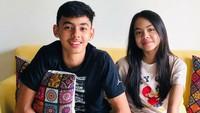 <p>Kali ini foto dengan adiknya, Zalfa Ananta Syach. Wajahnya mirip dengan sang ayah ya? (Foto: Instagram @ananda_faturrahman)</p>