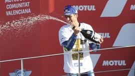 Jadi Juara Dunia MotoGP, Mir Disarankan Gelar Pesta Gila