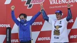 Davide Brivio, Penarik Rossi hingga Pengibar Mir di MotoGP