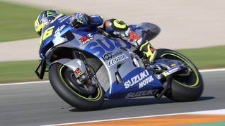 GSX-RR Joan Mir di MotoGP 2020 Terinspirasi Motor Balap Lawas