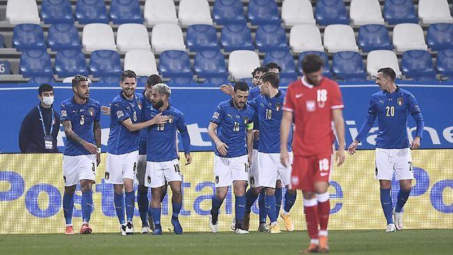 Timnas Italia dituntut langsung tampil on fire saat bersua Timnas Turki pada laga perdana Grup A Piala Eropa Euro 2020 (Euro 2021).