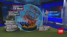 VIDEO: Observatorium Nasional Terbaru, Misi Mencari Alien?