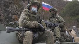 Tentara Rusia Tewas saat Sapu Ranjau di Nagorno-Karabakh