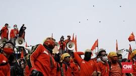 11 Kebijakan Pemerintah Merugikan saat Pandemi di Mata Buruh