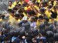 41 Orang Luka Dalam Demo Thailand yang Berakhir Ricuh