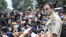 Anies Ungkap Rapat dengan Jokowi Antisipasi Lonjakan Covid-19