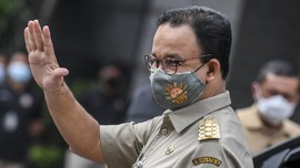 Malam Takbiran, Anies Terapkan Crowd Free Night di Jakarta