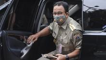 Anies Perintahkan Lurah Data Arus Balik Warga Masuk Jakarta
