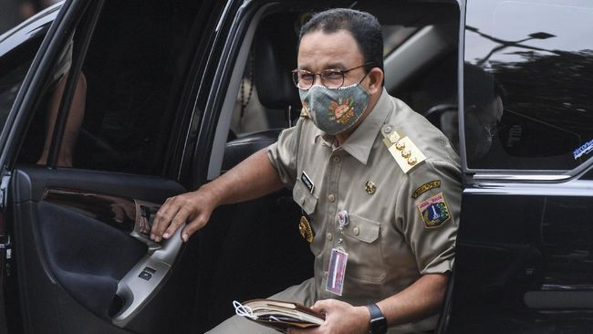 Kinerja Pemprov DKI Jakarta dan Gubernur Anies dipuji lantaran banjir di wilayah RW 01, Kelurahan Rawa Buaya bisa surut dalam satu hari.