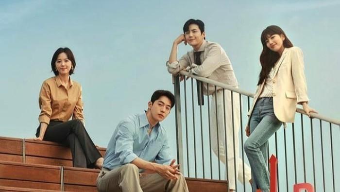 Career Lesson: Drama Korea Terbaru Start Up