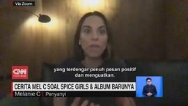VIDEO: Cerita Mel C Soal Spice Girls & Album Barunya