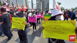 Mahasiswa Minta Polri Bikin Panduan bagi Aparat Pengawal Demo