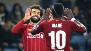 Ferguson Beruntung Tak Hadapi Liverpool yang Fenomenal