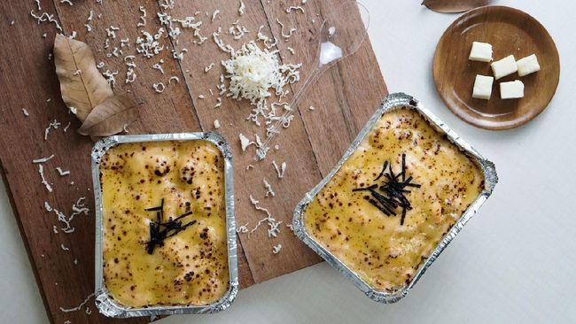 Berikut cara membuat nasi mentai kekinian yang praktis, ekonomis, dan memasaknya bisa dengan atau tanpa oven.
