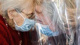 FOTO: Jejak Virus Corona  di Italia Ditemukan sejak 2019