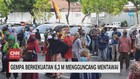 VIDEO: Kepanikan Warga Saat Gempa 6,3 M Guncang Mentawai