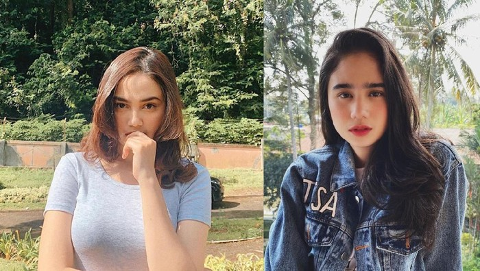 Muda dan Berbakat, Adu Gaya Syifa Hadju vs Tissa Biani